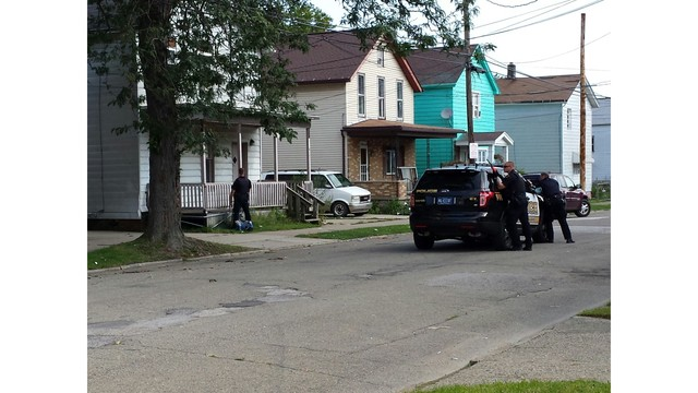 Suspect Taken Into Custody After Standoff With Police