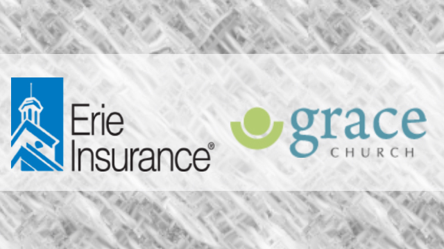 Erie Insurance leases property to Grace Church