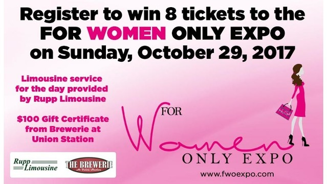 Erie Promotions – For Women Only Expo