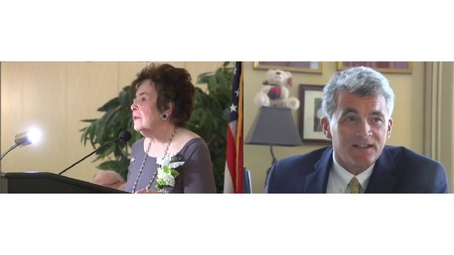 Previous mayors give advice to Mayor-Elect