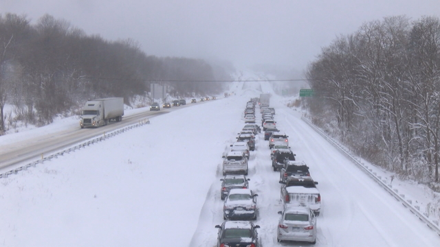 PENNDOT Reducing Speed Limit, City Extends Snow Emergency