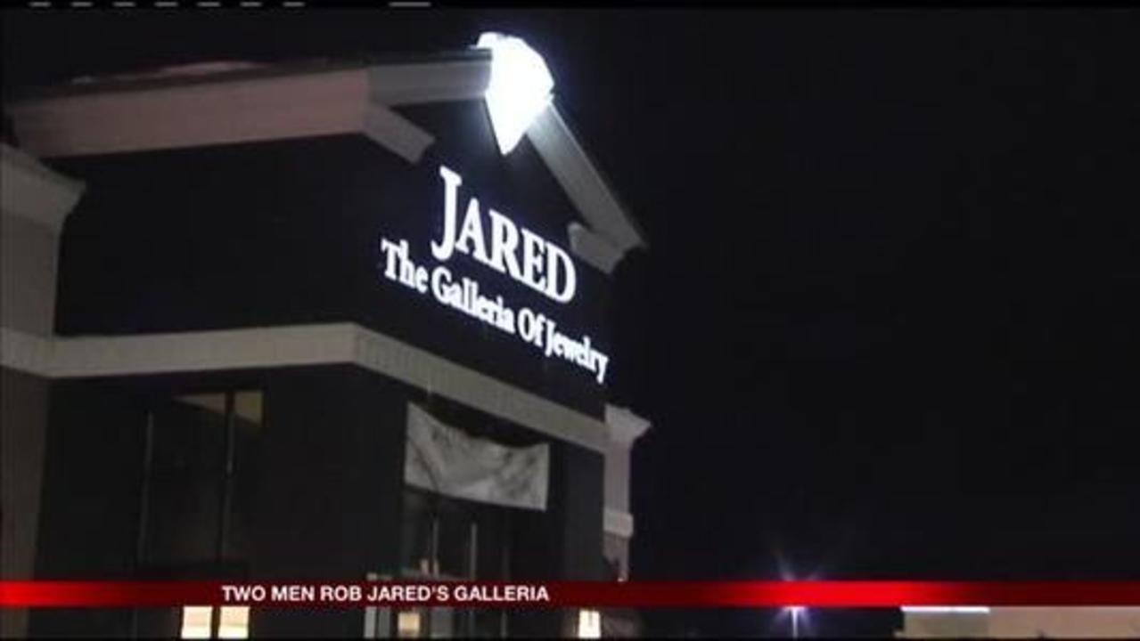 Robbery at Jareds Galleria of Jewelry YOURERIE