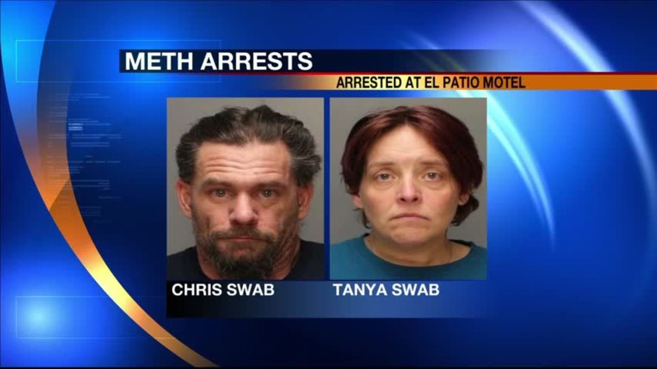 - Police Seize $15,000 In Meth And Arrest 2