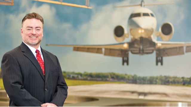 Erie airport director Chris Rodgers dies