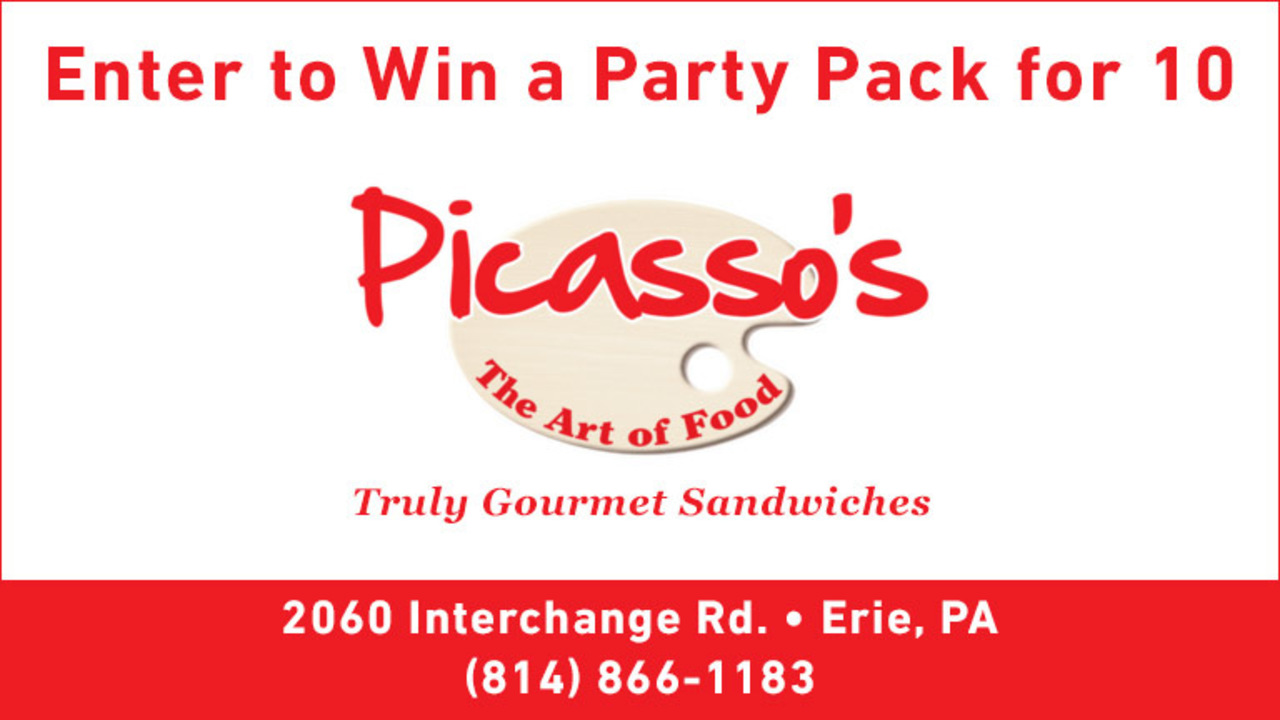 Picasso giveaway sweepstakes