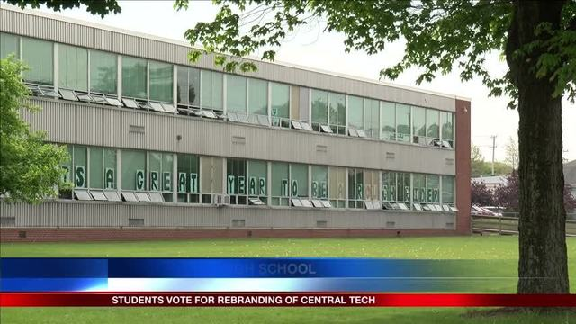 Days narrow to vote for Erie High School's mascot and school colors