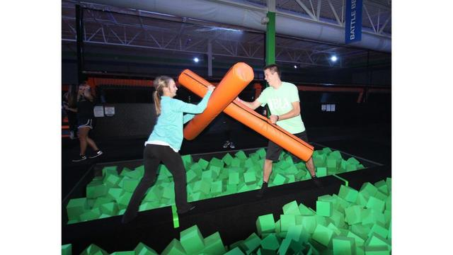 Vertical Jump Park comes to Millcreek Mall!