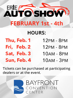 Erie Auto Show - Car show convention center pittsburgh pa