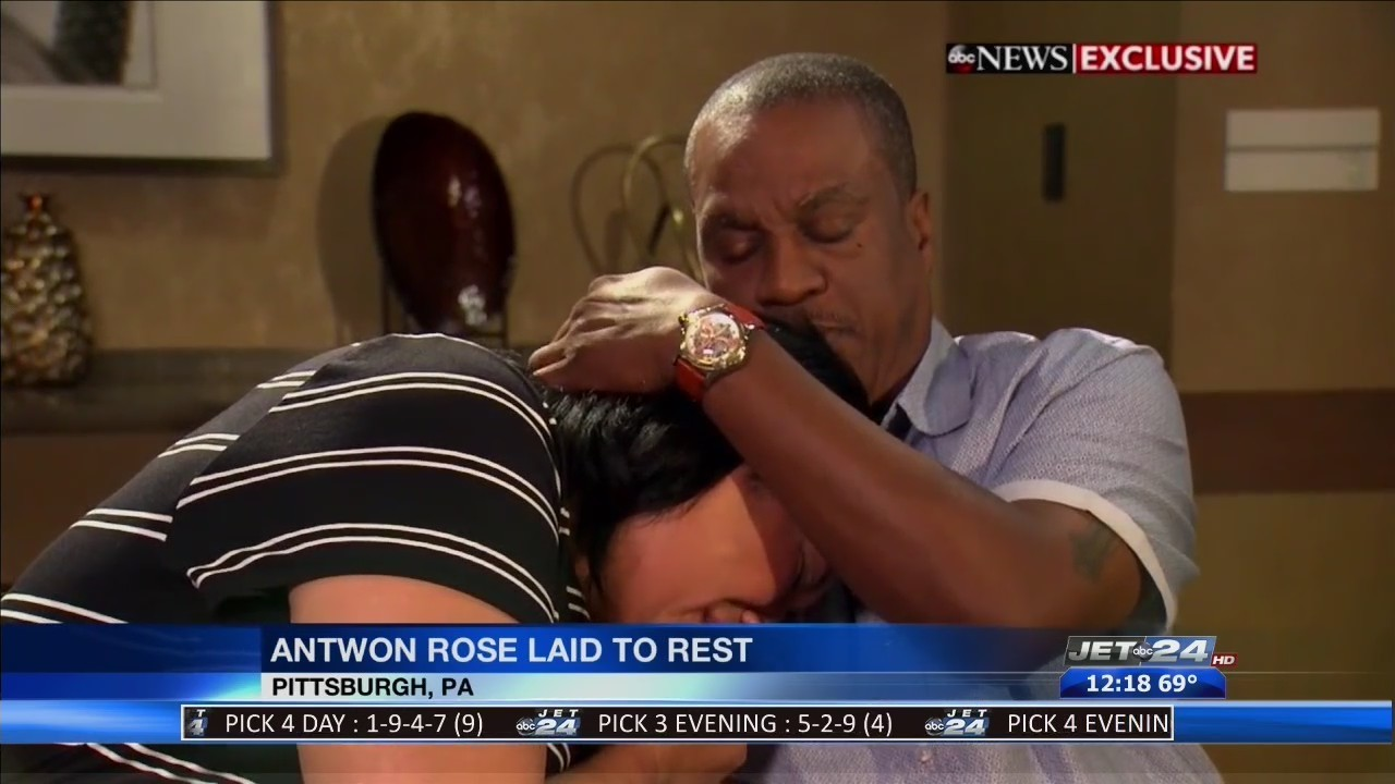 Mother of 17-year-old Pittsburgh Police shooting victim Antwon Rose ...