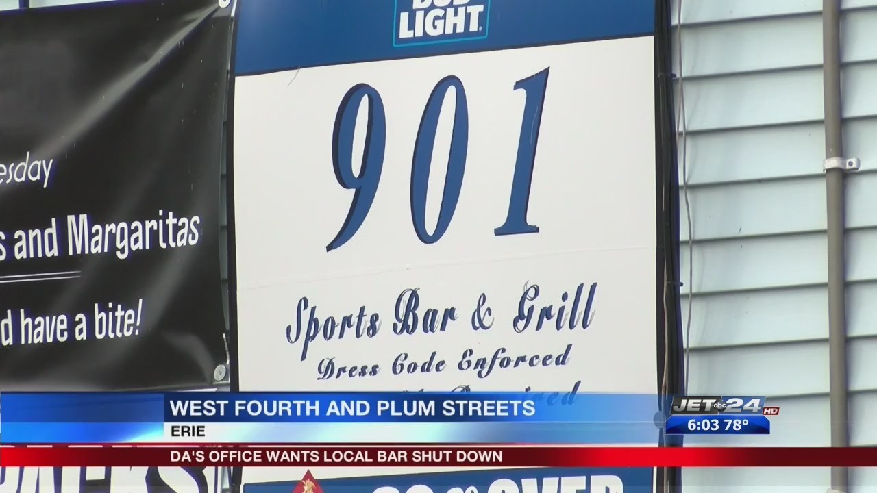 901 Bar Grill Ordered To Be Shut Down Immediately Until Further Notice