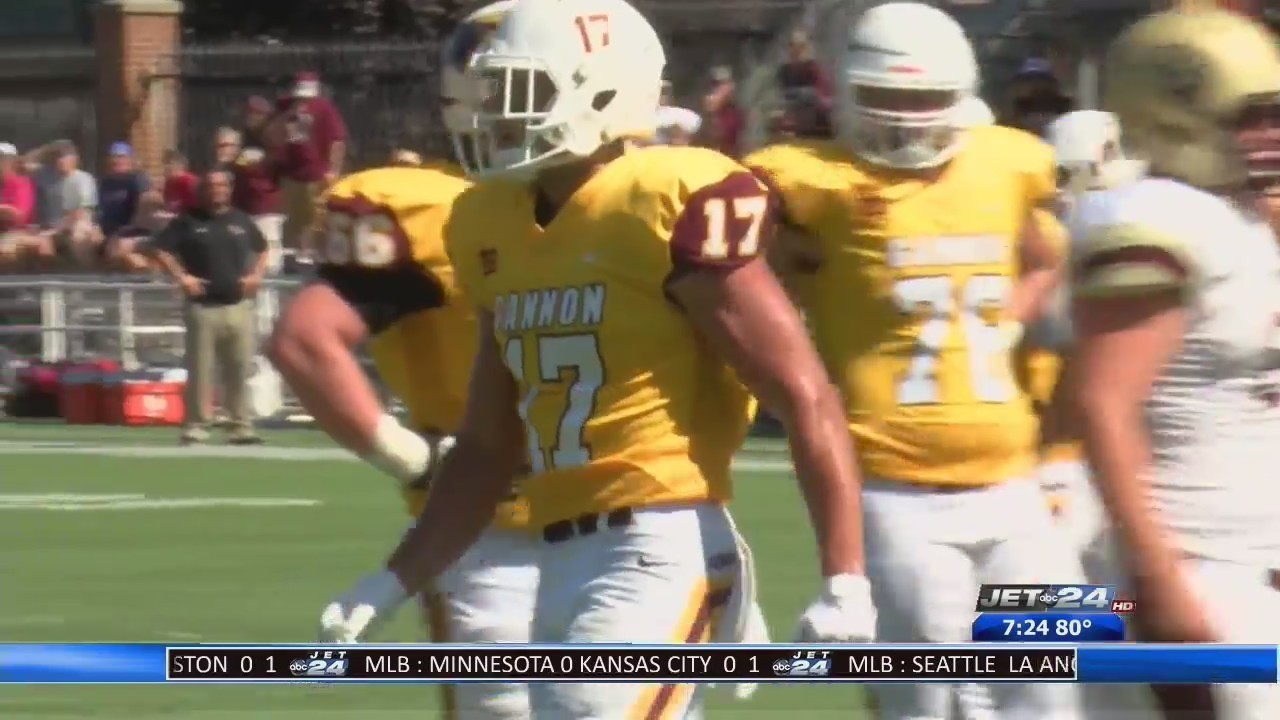 Gannon Drops 48-33 Conference Crossover With Kutztown
