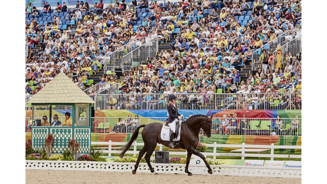 FEI World Equestrian Games Affected By Storm