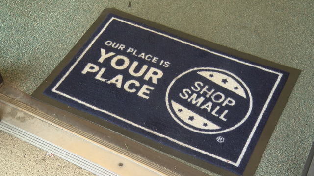 local business owners urge you to take advantage of small business