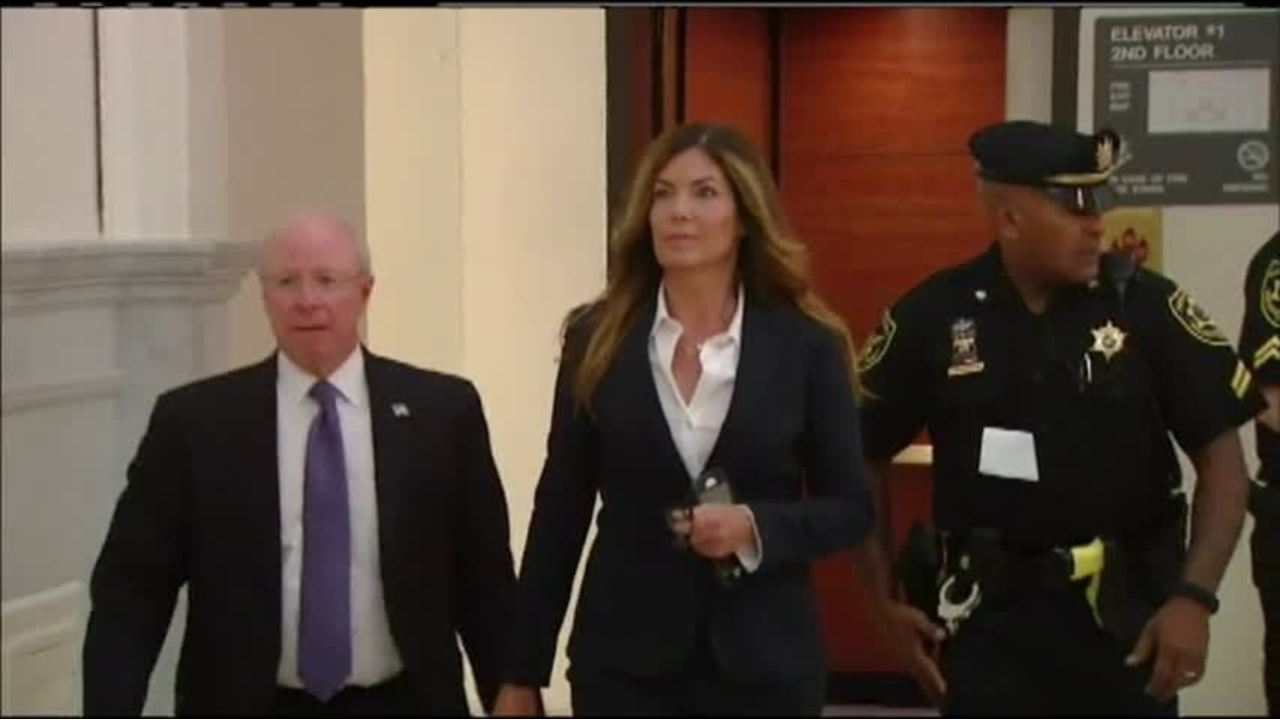 Former attorney general behind bars after leaking grand jury material to the press... 1