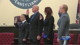 Four new officers sworn in to Erie Police Department