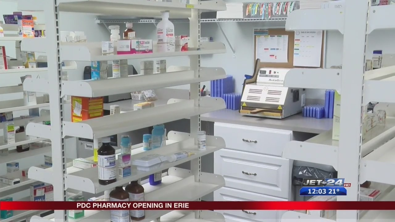 Erie Homes For Children And Adults Unveils New Closed Door Pharmacy
