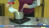 What's Cooking - Fettuccine Alfredo Sauce