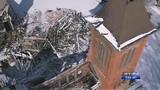 Rubble from Girard Presbyterian Church to be cleared beginning week of March 4th
