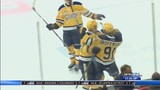 Otters Win 5-3 Behind 43 Saves From Ceci To Jump Into Eighth in OHL West