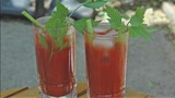 Garden Moments - Add home-grown flavor to cocktails and non-alcoholic beverages