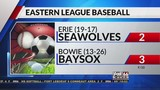 SeaWolves Fall 3-2 in 10 Innings at Bowie Baysox
