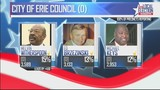 The three unofficial Democratic Candidates for City Council announced