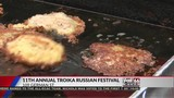 11th annual Troika Festival is underway